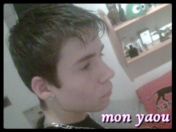 mon yaou the one ds mon coeur <3