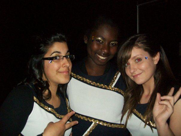 Melanie, Daphney & Mariloue