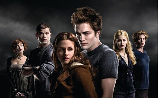 personnages twilight