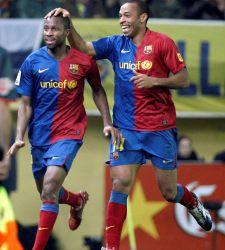 Seydou Keita & Thierry Henry