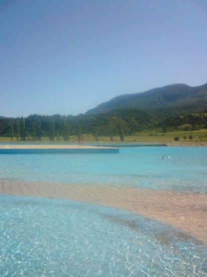 lac naturel de serres
