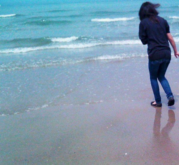 W-E Avec Marie cherie & Lui a la plage.
