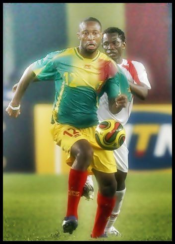 Seydou Keita vs Bénin CAN 2008