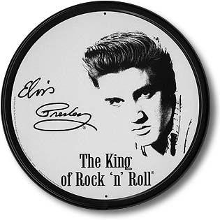 Elvis Presley, The King of Rock ' N ' Roll !!