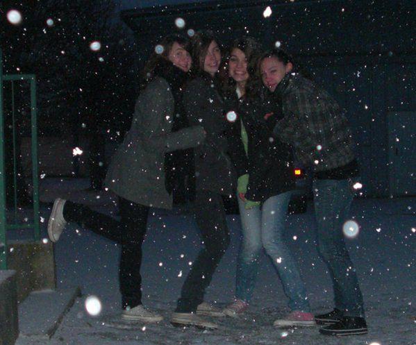 Anna, Moi, Margot & Laurine