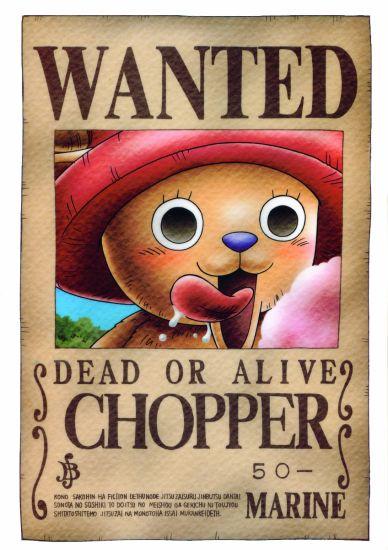 ha ha Chopper 50 berry la honte
