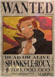 Shanks mon idole il vaut cher