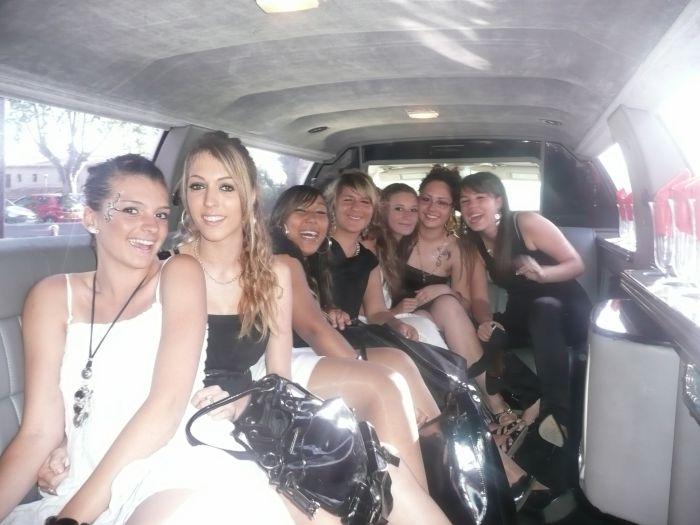 Dan la limousine