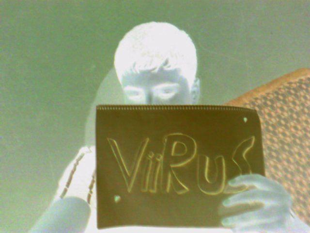 virus rap aka black blood