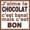 Profil de chocolat1970