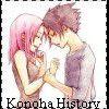 Profil de Konoha-History