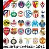 Profil de maillots-football-2012